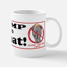 Trump is an Asshat Mug