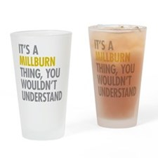 Millburn Thing Drinking Glass