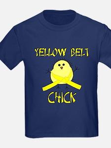 Yellow Belt Chick T