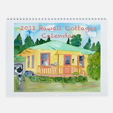 2013 Hawaii Cottage Calendar