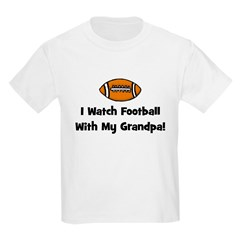 I Watch Football With My Gran T-Shirt