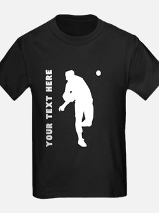 Baseball Pitcher (Custom) T-Shirt