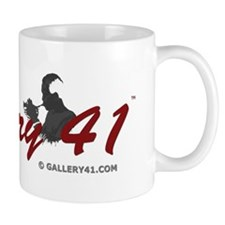 Jazz from Gallery 41 Logo Var Mug