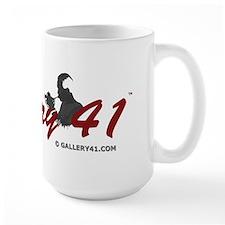 Jazz from Gallery 41 Logo Var Mug