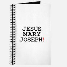 JESUS MARY JOSEPH! Journal