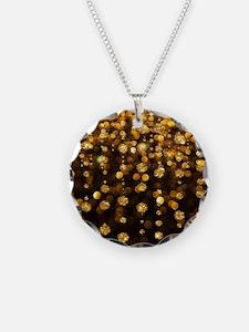 Gold Sparkles Necklace