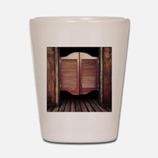 Wild West Saloon Door Shot Glass