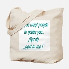 If you want Tote Bag