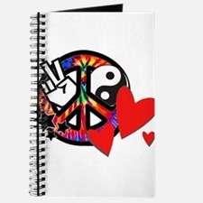 Peace & Love Journal