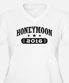 Honeymoon 2016 T-Shirt