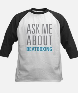 Ask Me About Beatboxing Baseball Jersey