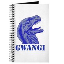Blue Gwangi Journal