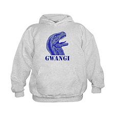 Blue Gwangi Hoodie