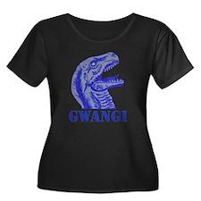 Blue Gwangi T