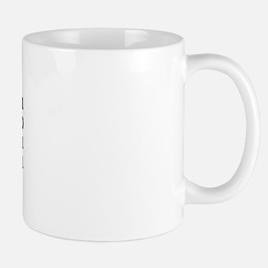 Binary Caffeine Mug