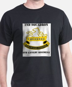 Cute 8th cavalry T-Shirt