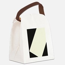 Unique Modern Canvas Lunch Bag