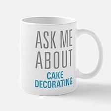 Cake Decorating Mugs