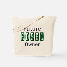 Unique Edsel Tote Bag