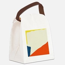 Funny Modern Canvas Lunch Bag