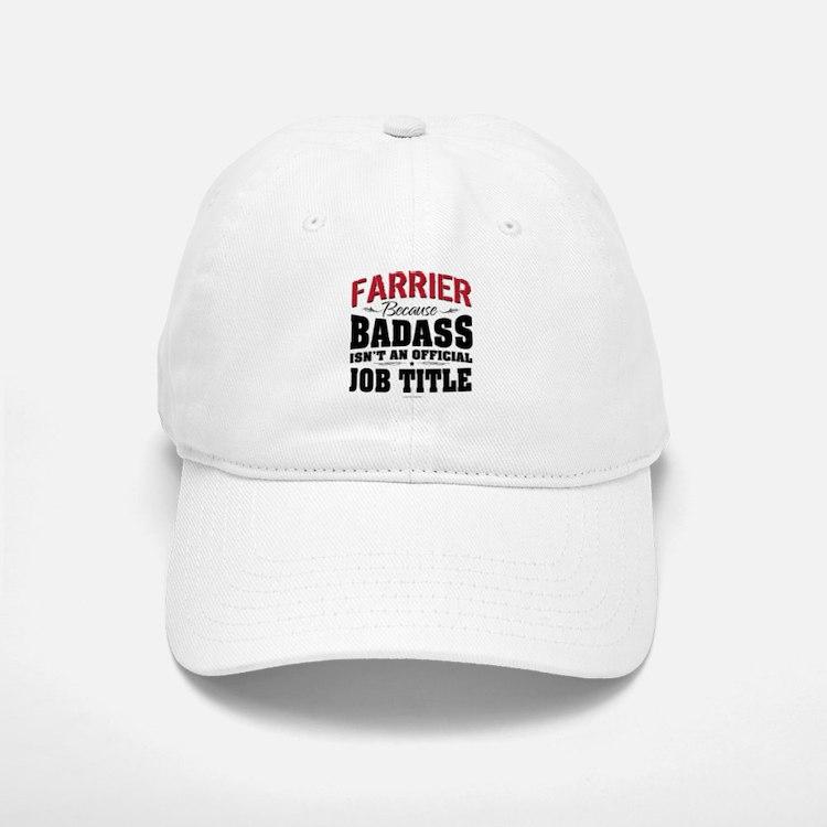 Badass Farrier Cap
