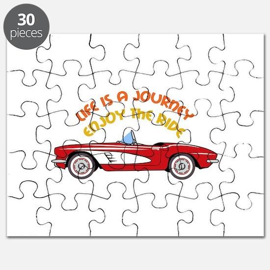 Vintage Convertible Puzzle