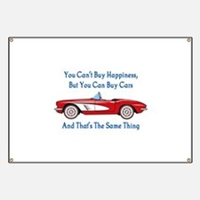 Buy Cars, Buy Happiness Banner