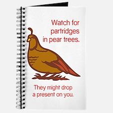 Partridge Journal