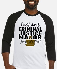 Instant Criminal Justice Major Just Add Coffee Bas