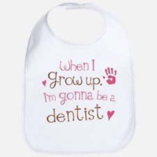 Cute Future dentist Bib