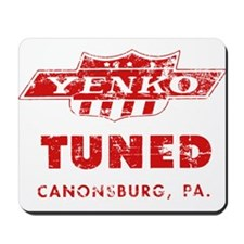 YENKO TUNED TRIBUTE Mousepad