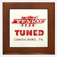 YENKO TUNED TRIBUTE Framed Tile