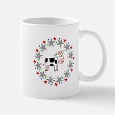 Cow in Stars Mug