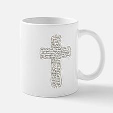 Amazing Grace Cross Mugs