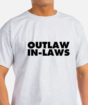 Outlaw In-Laws T-Shirt