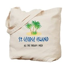 St. George Therapy - Tote Bag
