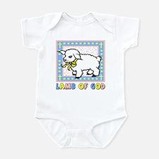 Lamb of God Infant Bodysuit