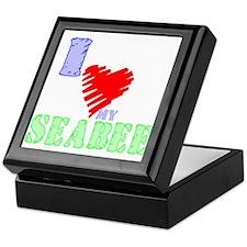 Love my Seabee Keepsake Box