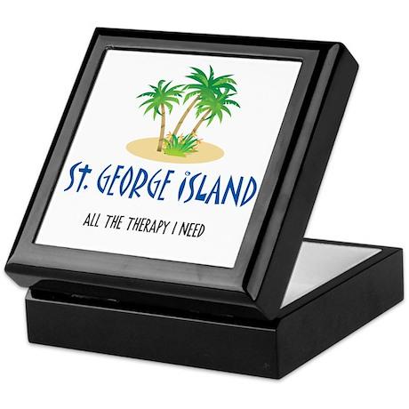 St. George Therapy - Keepsake Box