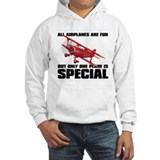 Aviation pitts special Hooded Sweatshirt