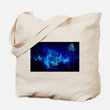 Journey to Neverland Tote Bag