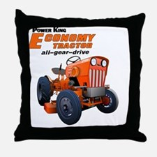 Cute Power Throw Pillow