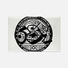 Seal of American Samoa Magnets