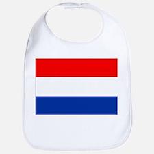 Dutch (Netherlands) Flag Bib