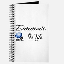 Detective's Wife Journal