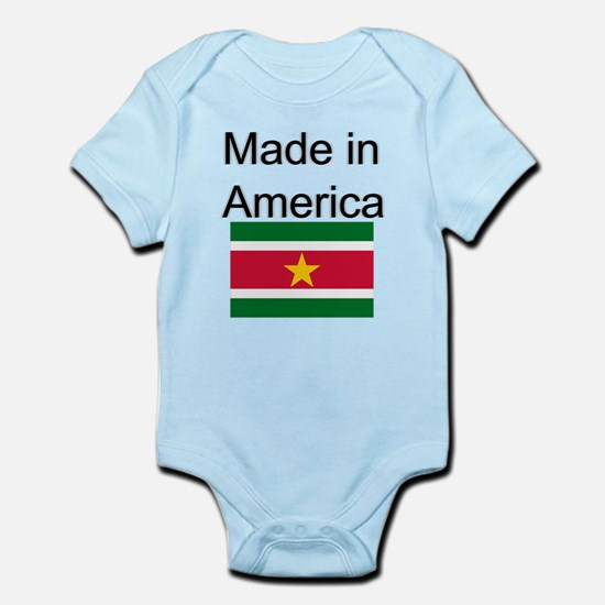Suriname is in South America Body Suit