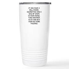 Unique Er nurse Travel Mug