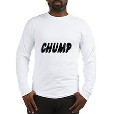 Funny Cheek Long Sleeve T-Shirt