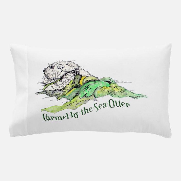 Carmel Sea Otter Pillow Case