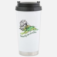 Carmel Sea Otter Stainless Steel Travel Mug
